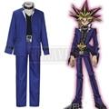 Yu-Gi-Oh! Yu Gi Oh Little Yugi Muto Cosplay Costumes Men Cosplay Halloween Party Christmas Cos Custom Made