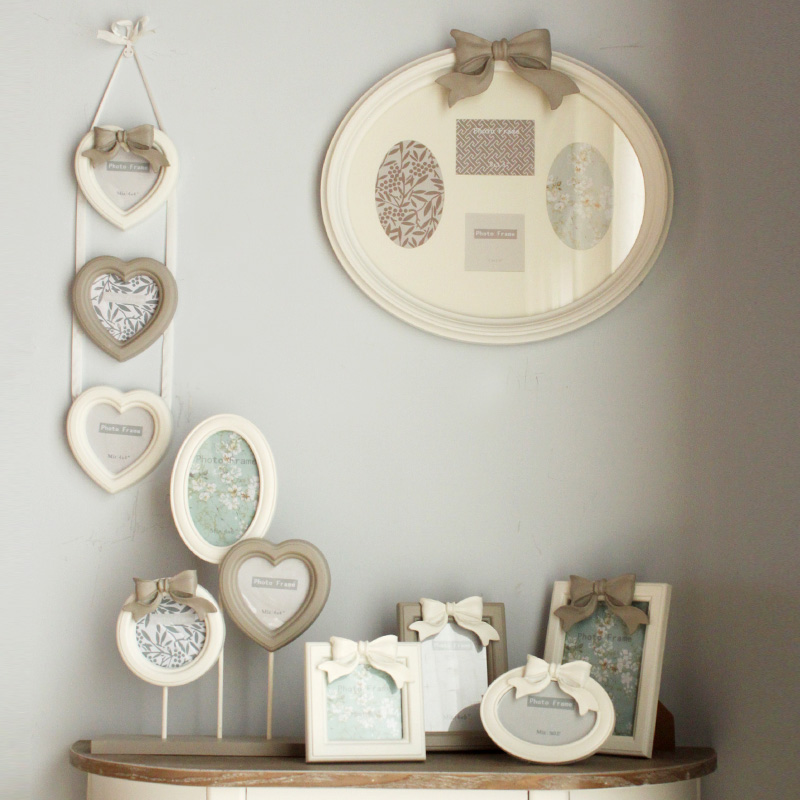 Wall Hanging Vintage Wooden Frame for Family 2