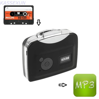 Cassette Converter Adapter Mp3, Convertire Cassette Tape To Mp3 In U Driver Direttamente, Nessun Pc Richiesto. Spedizione Gratuita