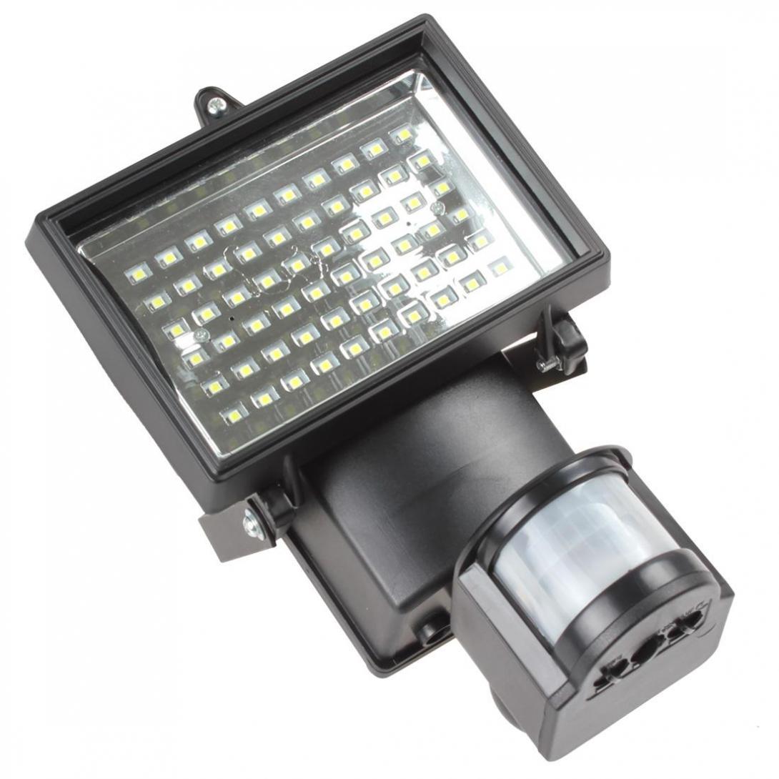 Panel solar de alta calidad LED Seguridad contra inundaciones Luz de - Iluminación exterior - foto 3