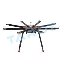 Рама 8 винтового коптера Tarot X8 карбоновая рамка Комплект деталей Набор Diy Дрон аксессуары большие радиоуправляемые дроны grandes octocopter x8 Мульти