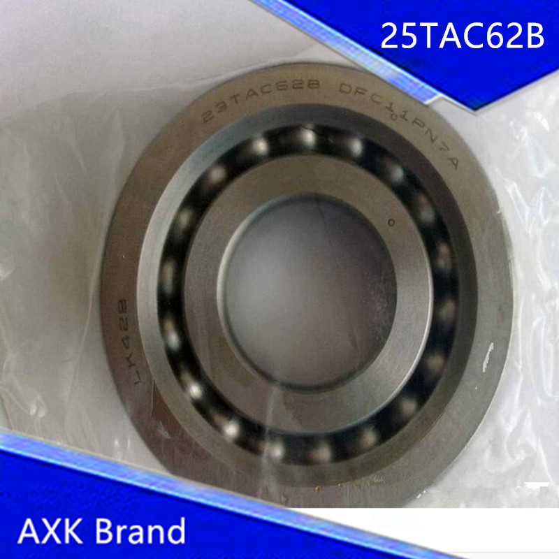 25mm BALL SCREW SUPPORT BEARINGS 25TAC62B SUC10PN7B 25x62x15 ABEC-7 P4 For Machine Tool Applications ball screw support bearings zkln2068 2rs