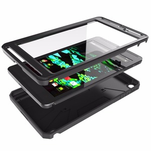 Image 3 - Protective Case for NvidiaShield Tablet K1 8.0 Inch Built in Screen Protector Cover with Stand Holder