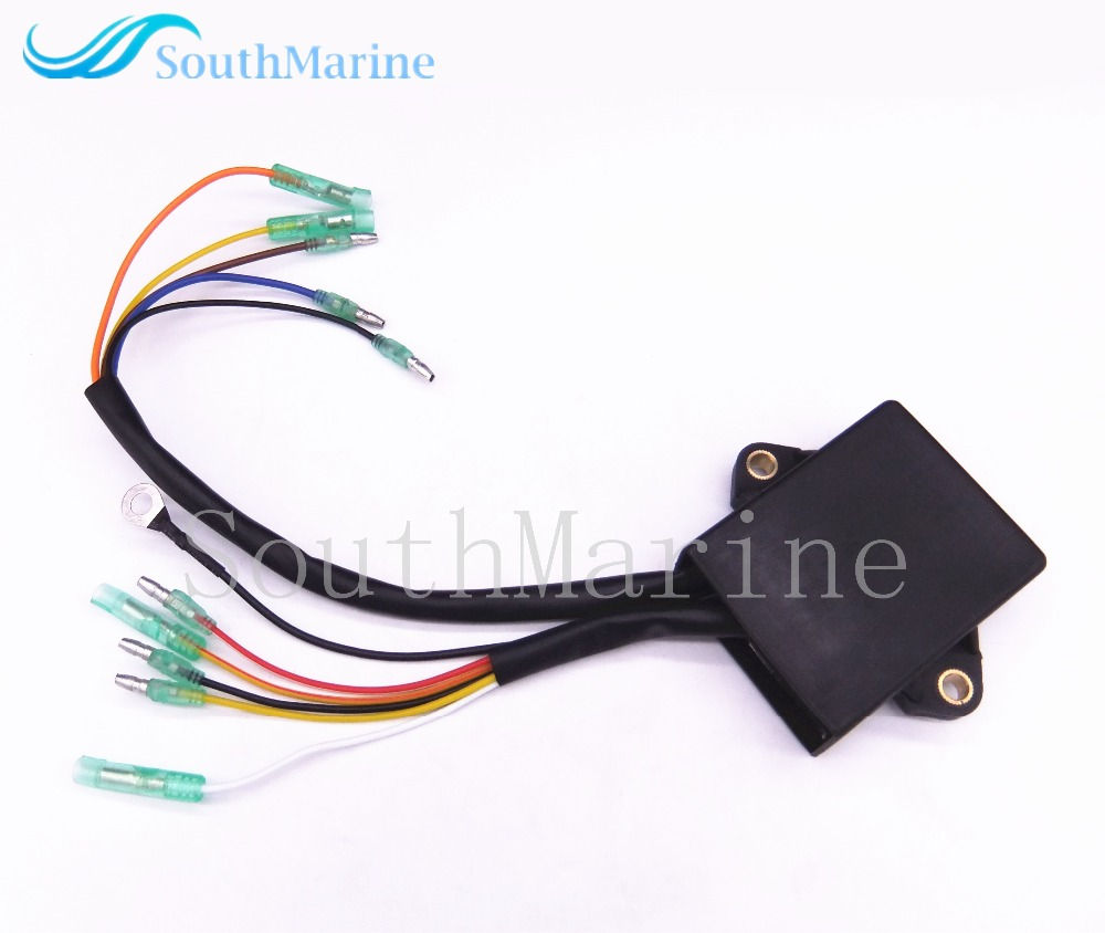 Boat Motor CDI Unit Assy F15-07000500 For Parsun HDX 4-Stroke F9.9 F13.5 F15 Outboard Engine C.D.I.