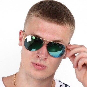 2017 Original Hiking Sunglasses Men Round Designer Male Sunglasses Retro Sun Big Glasses TYJ-100