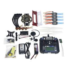 Full Set RC Drone Quadrocopter 4-axis Aircraft Kit F450-V2 Frame GPS APM2.8 Flight Control Camera Gimbal PTZ F02192-X