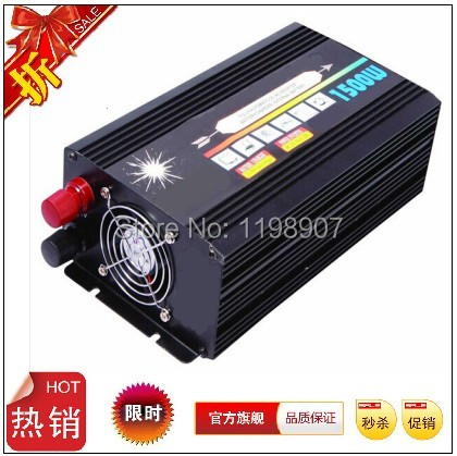 1500W Pure Sine Wave Power Inverter,DC/AC Inverter For Solar PV System,DC12/24/48V to AC100/110/120/220/230/240VACCE Approval high quality 5000w peak 10000w pure sine wave inverter 12 24 48v dc to 110 220v ac pv solar inverter