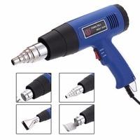 1pc EU Plug Adjustable Temperature Hot Air Gun 1500W 220V Industrial Electric Heat Gun Hot Air Blower Mayitr Power Tools