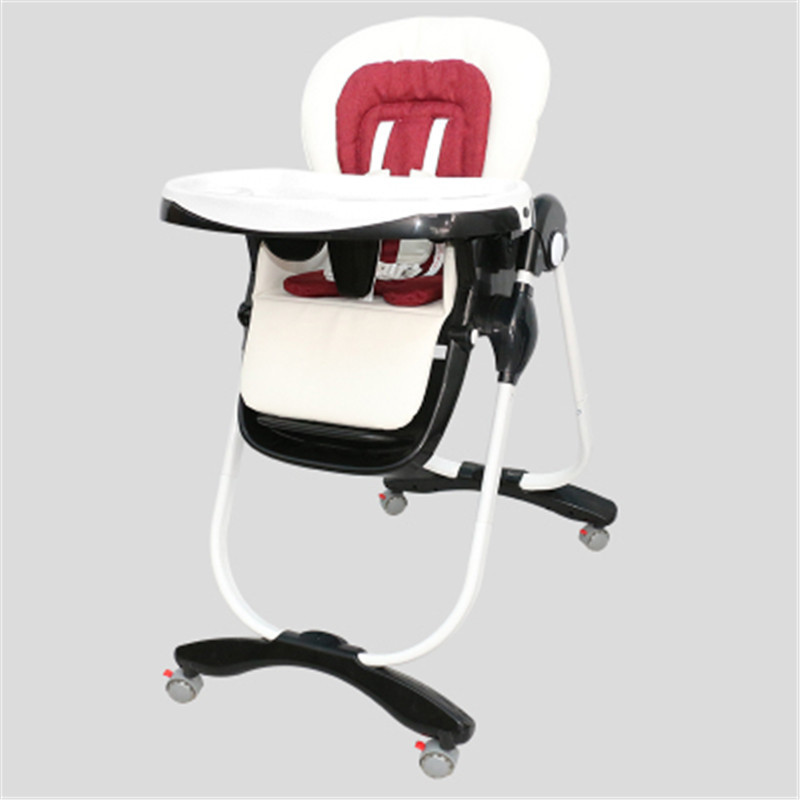 Multifunctional Dining Table Baby Chair Portable Infant Seat Adjustable Folding Baby Dining Chair High Chair Baby Feeding Chairs in Booster Seats from Mother Kids