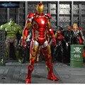 Super héroe de hombre de hierro con sofá vengadores guerra del infinito de dibujos animados juguete de colección figura de acción juguetes regalo para los niños # E