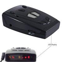 Sale STR535 Anti Radar Detector Russia Voice Car Radar Detector 16 Brand Icon Display X K