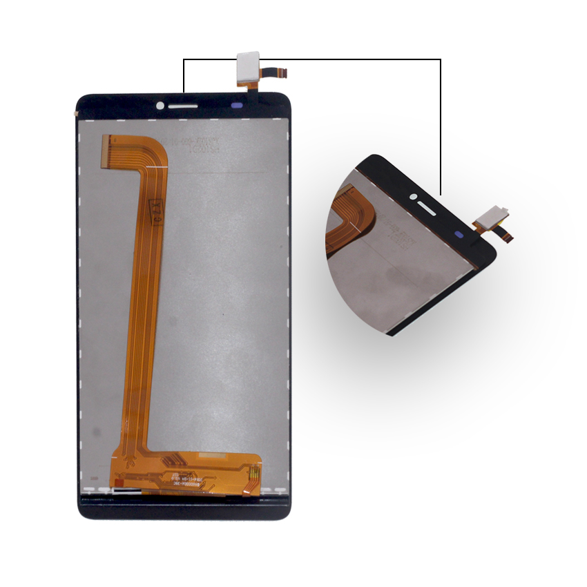 "Image 5 - 6.0"" display for Elephone C1 MAX LCD + touch screen assembly repair parts replaced with for elephone C1 MAX assembly-in Mobile Phone LCD Screens from Cellphones & Telecommunications"