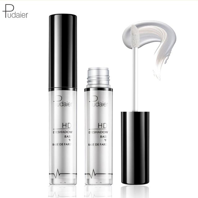 Pudaier Professional Makeup Base 2 Colors Face Foundation Primer Liquid Eye Shadow Primer Facial for Face Contour Concealer 1