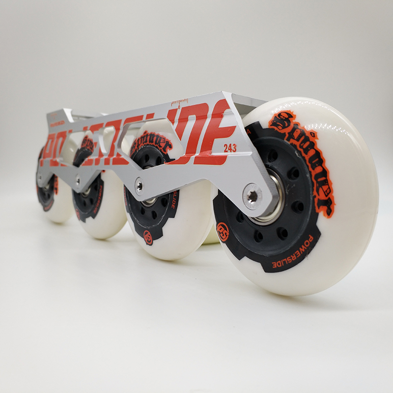 free shipping roller skates seba FSK frame  243mm  with axles closeout sale цена и фото