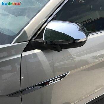 Auto Accessoires Voor Volkswagen VW Teramont Atlas 2017 2018 ABS Chrome Auto Styling Achteruitkijkspiegel Side Door Spiegels Cover Trim 2 stuks