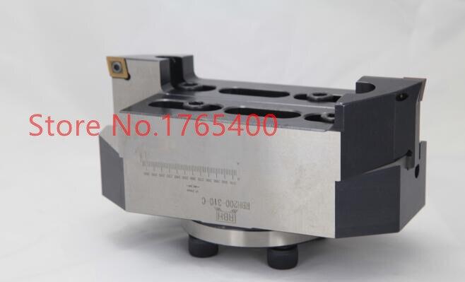 Купить с кэшбэком New 1pcs High precision RBH 200-310 mm Twin-bit Rough Boring Head,for CCMT120408 inserts Boring head
