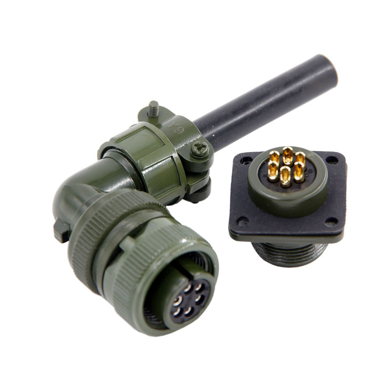Military standard connector 6pins 5015 connector MS3108 3102 14S-6p Servo motor connector military standard connector 5015 connector 4pins ms3106 3102 32s 17p servo motor connector