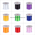 Мм 10 м в рулоне 0,8 мм Кристалл Эластичный ремесло браслет бусины нитки Шнуры Провода 11 цветов палочки для изготовления ювелирных изделий - фото