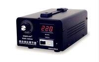 220ボルト10kw高精度調整可能なサイリスタ電子電圧レギュレータ/シリコン、単相ソリッドステート電圧レギュレー