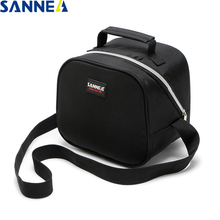 SANNE Portable Multifunction Bag for Food Cooler Ice Box Thermo Kids Thermal Picnic Bags Women