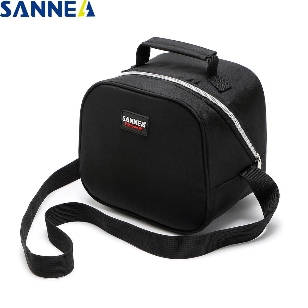 SANNE Portable Multifunction font b Bag b font for Food font b Cooler b font Ice