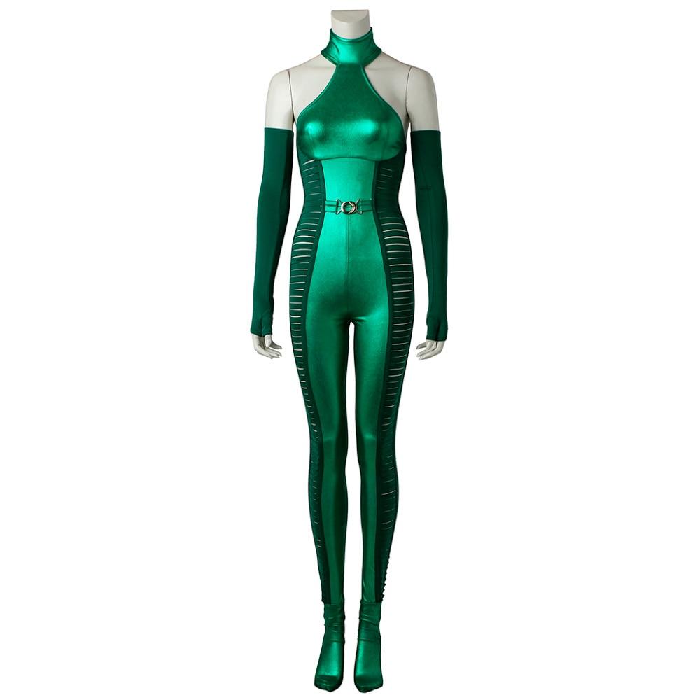 X-Men Cosplay X-Men 2 Viper Costume Jumpsuit Adult Women's Halloween Carnival Costume Cosplay