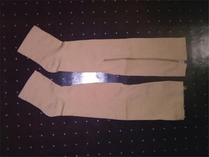 Zip Socks Zip-Up Compression Socks