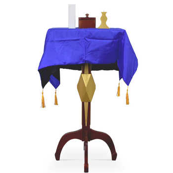 Mult-Function Square Floating Table With Anti Gravity Box Flower Pot Candlestick Magic Tricks Amazing Stage Magia Illusion Props - DISCOUNT ITEM  30% OFF All Category