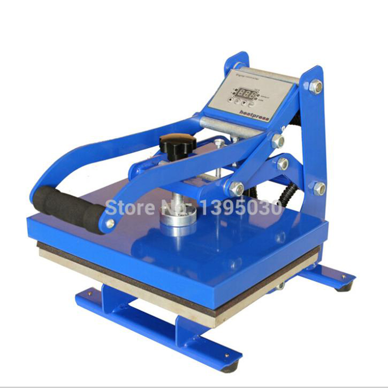1 PC 23X30CM Small Heat Press Machine 3D Printed Machine Digital Printing Sublimation Printing T Shirt Heat Press Machine - 3