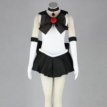 Disfraz de Sailor Moon Unisex, cosplay de Sailor Moon, Meiou Setsuna/Pluto marinero, Harajuku, Halloween, disfraces de fiesta, juego de cosplay, se puede personalizar