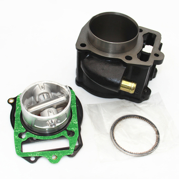 72MM Water cooling Motorcycle Cylinder Kit With Piston And Pin for Honda CN250 CF250 CH250 Moped ATV CN CF 250 250CC