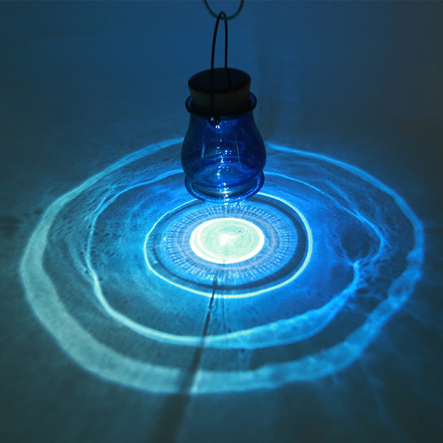1X Romantic Led Night Lamp Projector Polar Aurora Borealis Night ...