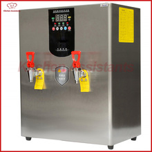 KW60L Hotel Restaurant Equipment Stainless Steel Heating Plate Type Commercial Hot Water Boiler