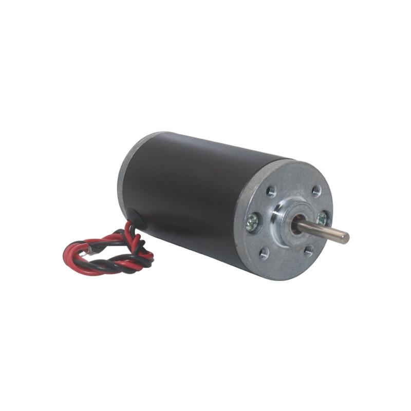 12 В 24 В 3500 об/мин 5000 об/мин 6000 об/мин 8000 об/мин постоянный магнит двигатель постоянного тока Высокая мощная микро-карбоновая щетка двигатель CW...
