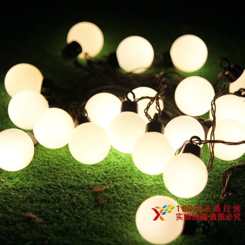 lampada par 20 led rgb christmas