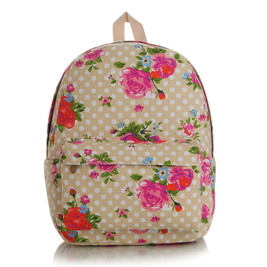 Vintage Floral Backpack Promotion-Shop for Promotional Vintage ...