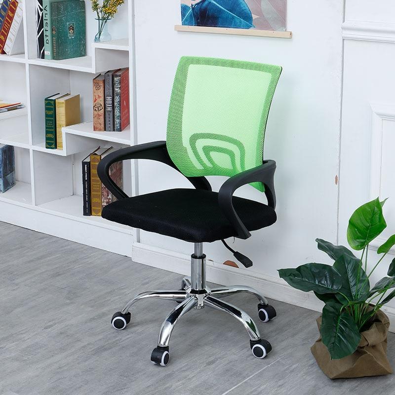 Chair Office Simple Net Cloth Staff Chair Household Computer Chair Net Cloth Swivel Chair