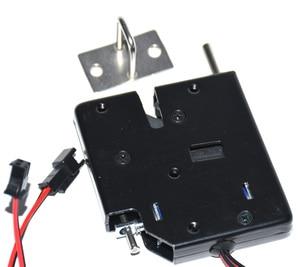 Image 5 - 5 pcs dc 12 v 2a 솔레노이드 전기 제어 캐비닛 서랍 로커 잠금 신호 피드백 및 자동 개방 pudsh push 디자인