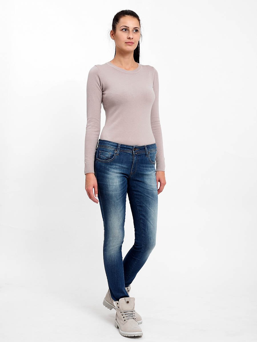 [Available from 10.11] F5 Blue denim 13398 str w mediumw medium 185012 джинсы женские f5 цвет темно синий 160139 19202 blue denim xot str w dark размер 28 32 44 32