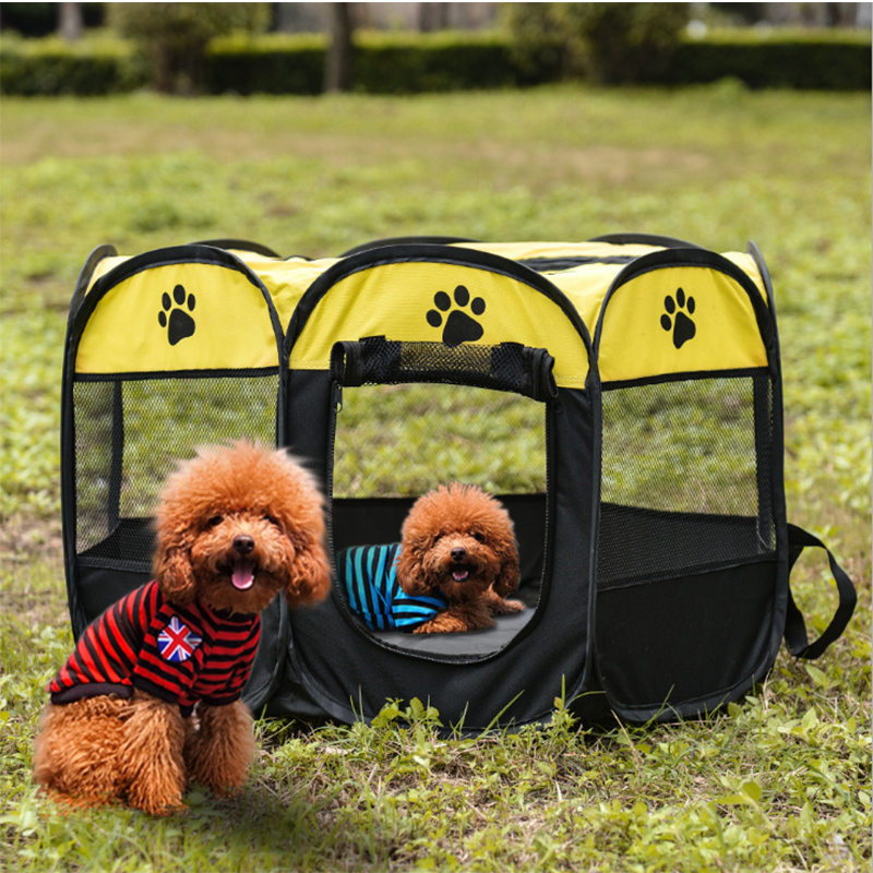 Portable-Folding-Pet-Tent-Dog-House-Cage-Dog-Cat-Tent-Playpen-Puppy-Kennel-Easy-Operation-Octagonal(9)