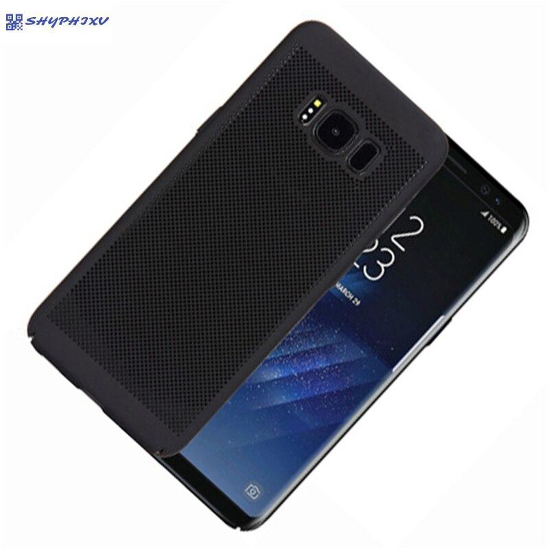 SHYPHIXV Kotak Bernapas Kembali Tutup Kasus Untuk Samsung Galaxy S8 - Aksesori dan suku cadang ponsel - Foto 1