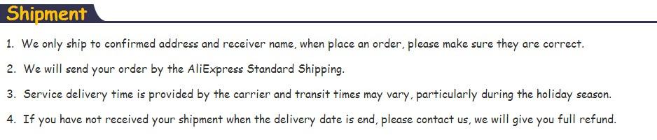 005 shipment