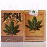 Hemp Edition BICYCLE Premium Poker Playing Cards Deck BRAND NEW SEALED Magic Tricks