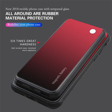 Wireless Magnetic 5000mAh Tempered Glass Battery Charging Case For Xiaomi Mi MIX 2S Power Case Portable Power Bank Case