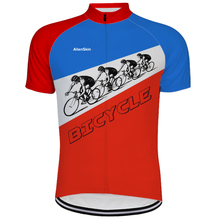 bicycle 2019 Men pro team Cycling Jerseys Short Sleeve Mtb Bicycle Bike Cycling Clothing Maillot Ciclismo Hombre Maillot 6579 недорого