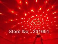 Klub nocny efekt oświetlenie na imprezę LED piłka magiczna RGBAW 6x3 W 6 kanałów w Oświetlenie sceniczne od Lampy i oświetlenie na