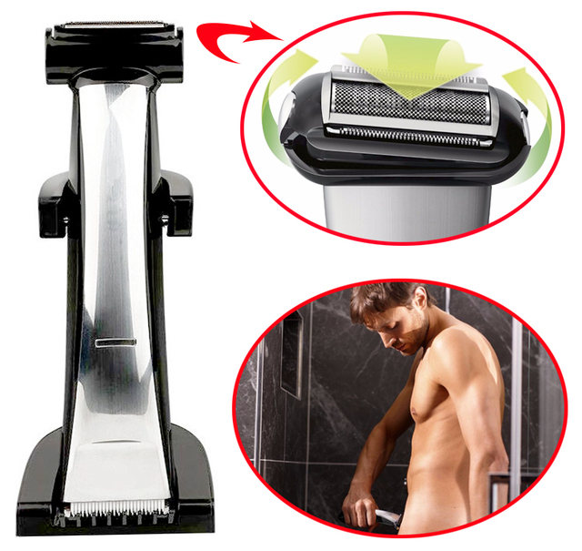 100-240V Grooming kit body trimmer hair clipper for men&women trimer beard Moustache face electric turbocharged cutter Shaver