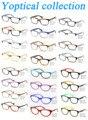 Atacado Acessórios Eyewear Homens Olhos Óculos Frames Mulheres Extravagantes Do Vintage Frame Ótico Yoptical Do Olho de Gato De Óculos oculos de grau