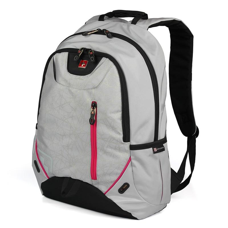 Aliexpress.com : Buy Swisswin Fashion Women Backpack Bag swissgear ...