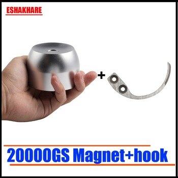 super security tag detacher 20000GS golf detaher ink tag remover universal eas superlock 1 piece+1 handheld hook detacher